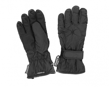 Handschuhe Gloves black LADY Slokker
